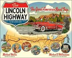 [Cover of Lincoln Highway Book]