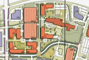Microsoft West Campus plan - Feb 2006